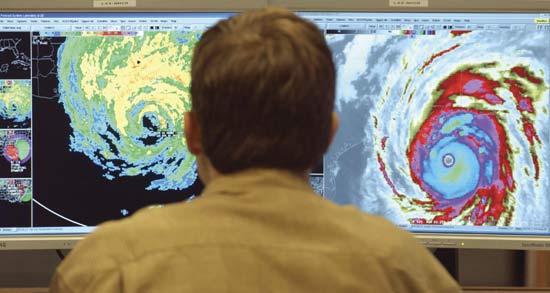 Meteorologie contemporana